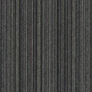 Ковровая плитка MODULYSS First Stripes черная 929