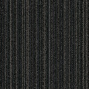 Ковровая плитка MODULYSS First Stripes черная 965