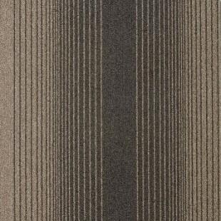 Ковровая плитка MODULYSS First Waves коричневая 123