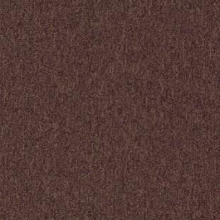 Ковровая плитка MODULYSS First коричневая 129