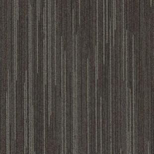Ковровая плитка MODULYSS Line-up коричневая 883
