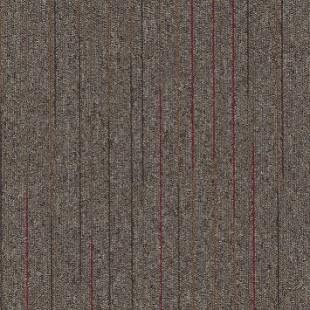 Ковровая плитка MODULYSS New Normal коричневая 136