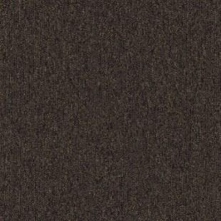 Ковровая плитка MODULYSS Normal коричневая 822