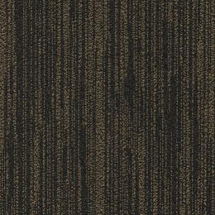 Ковровая плитка MODULYSS On-line 1 желто-черная 204