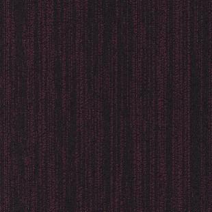 Ковровая плитка MODULYSS On-line 1 фиолетово-черная 316