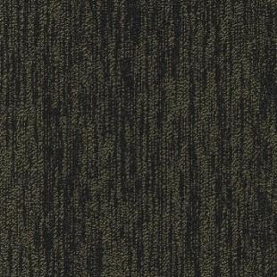 Ковровая плитка MODULYSS On-line 1 зелено-черная 617