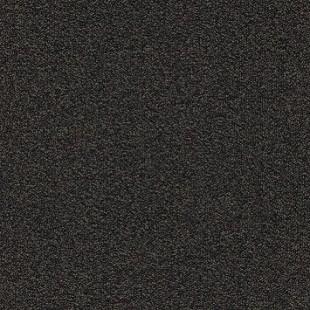 Ковровая плитка MODULYSS Perpetual черная 668