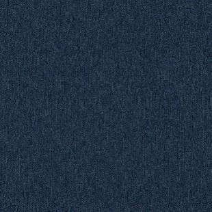 Ковровая плитка MODULYSS Step синяя 550