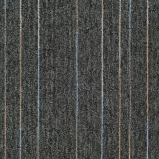 Ковровая плитка Таркетт SKY Flash черная 338-84