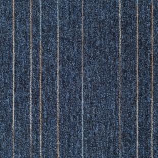 Ковровая плитка Таркетт SKY Flash синяя 448-84