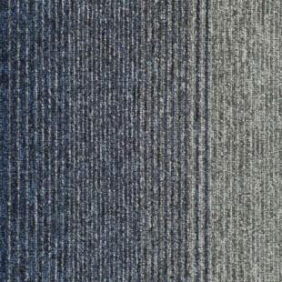 Ковровая плитка Таркетт SKY Valler сине-серая 448-85