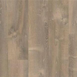 ПВХ плитка PERGO коллекция Optimum Click Modern Plank Дуб Речной Серый Темный V3131-40086