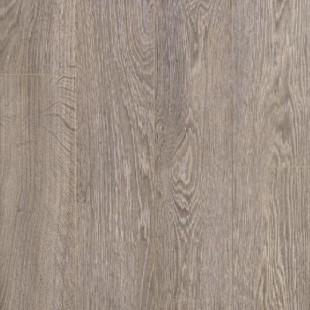 Ламинат Quick-Step коллекция Perspective Доска дуба светло-серого старинного UF1406