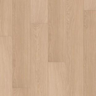 Ламинат Quick-Step коллекция Impressive Доска белого дуба лакированная IM3105