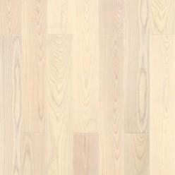 Паркетная доска Tarkett Tango Classic Ясень Алебастр 1-полосный 550182001