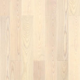 Паркетная доска Tarkett коллекция Tango Classic Ясень Алебастр 1-полосный 550182001