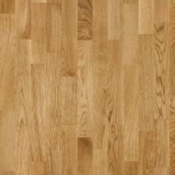 Паркетная доска Tarkett Timber Дуб Классик глянцевый 3-полосный 550176010