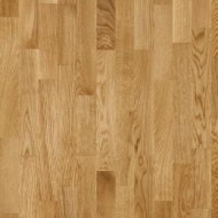 Паркетная доска Tarkett коллекция Timber Дуб Классик глянцевый 3-полосный 550176010