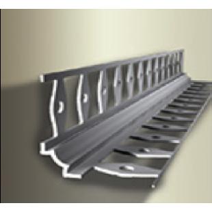 Профиль алюминиевый угол внутренний для напольных покрытий