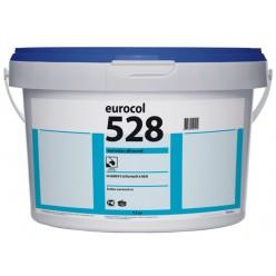 Дисперсионный клей для ПВХ-плитки 528 Eurostar Allround, 13 кг.
