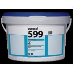 Дисперсионный клей Forbo Eurocol 599 Eurosafe Super для ПВХ-плитки, 13 кг.
