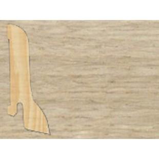 Плинтус шпонированный Tarkett Натур профиль – галтель (сапожок) Дуб