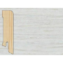 Плинтус шпонированный Дуб Нордик прямой