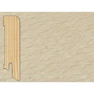 Плинтус напольный прямой (плоский) шпонированный Tarkett Бук Ориджинал