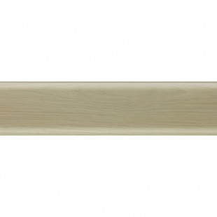 Плоский плинтус Salag высота 62 мм. артикул NG6073 Дуб полярный (Polar oak)