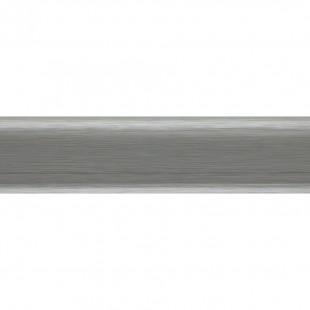 Плоский плинтус Salag высота 62 мм. артикул NG60G3 алюминиевый