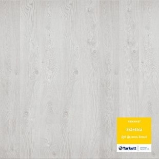 Ламинат Tarkett коллекция Estetica Дуб Данвиль Белый 504015055